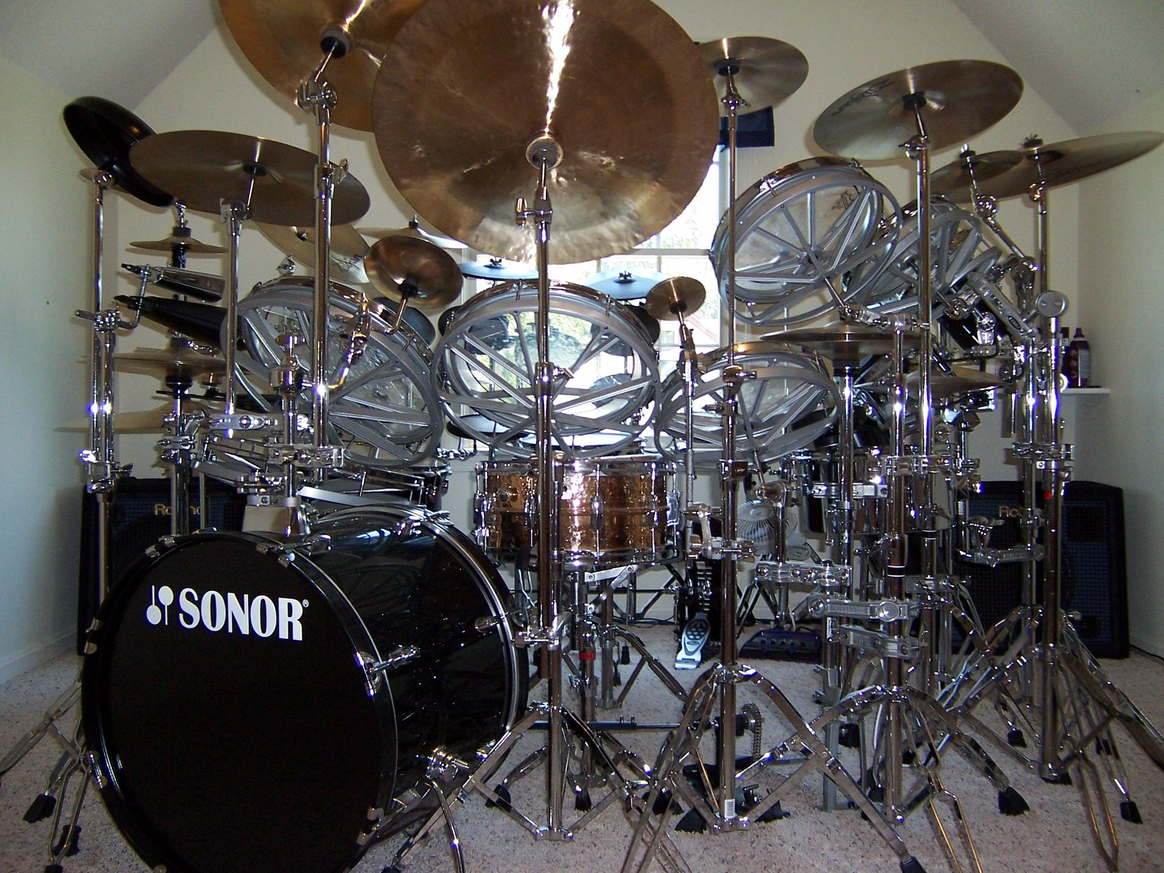 S Rorke S Drums
